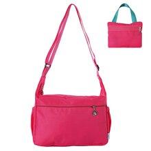 Free shipping BF050 Fashion Folding shoulder bag Wash Bag travel storage 35*11*22cm