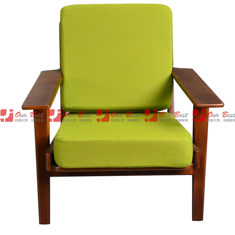 simple wooden sofa chair.  Sofa Stylish Sofa Chair Single Seat IKEA Simple Wooden Lounge  Factory Direct   With Simple Wooden Sofa Chair R