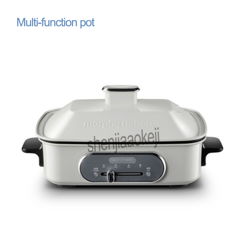 MR9088 Electric hot pot barbecue stove Household frying pan Multi-function pot 2.5L capacity  220v 1400w 1pcMR9088 Electric hot pot barbecue stove Household frying pan Multi-function pot 2.5L capacity  220v 1400w 1pc