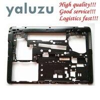 YALUZU New laptop Bottom case cover For HP for EliteBook 840 G2 740 G1 840 G1 740 G2 740 G1 840 G1 740 G2 lower case black