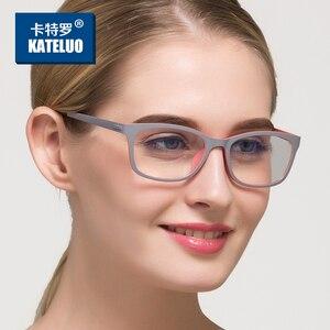 Image 2 - KATELUO lunettes dordinateur en tungstène Anti rayons bleus