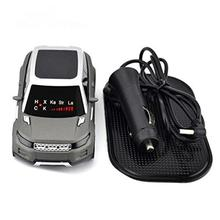 New Auto 360 Degree Car Radar Detector English / Russian Voice Alert radar detector X/ Ka/ K/ Ku VGR-2 Band LED Display
