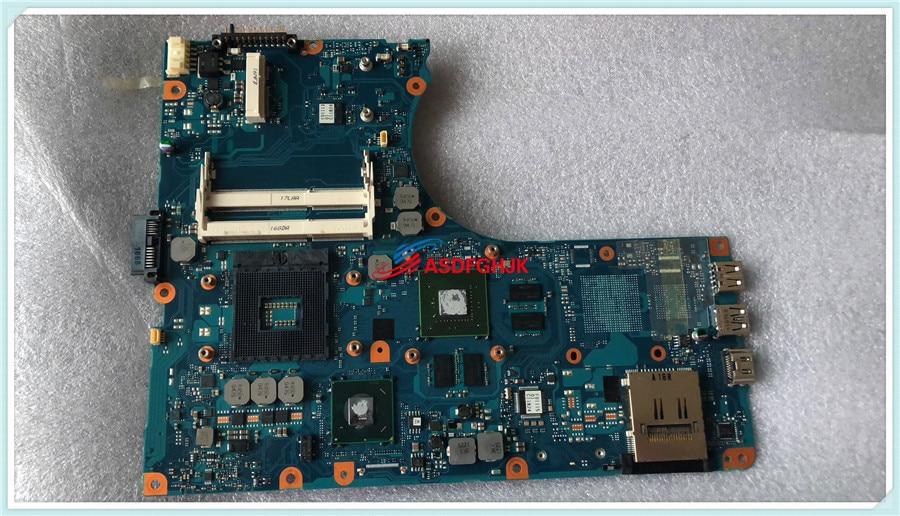 Carte mère d'origine pour ordinateur portable Toshiba Qosmio F750 F755 carte mère FMCGSY4 s989 GT540 Test OK
