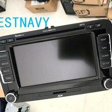 Автомобильный навигатор RNS510 радио зеленый светильник ЖК-дисплей модули для V W RNS510 RNS 510 Skoda Golf Passat DVD плеер