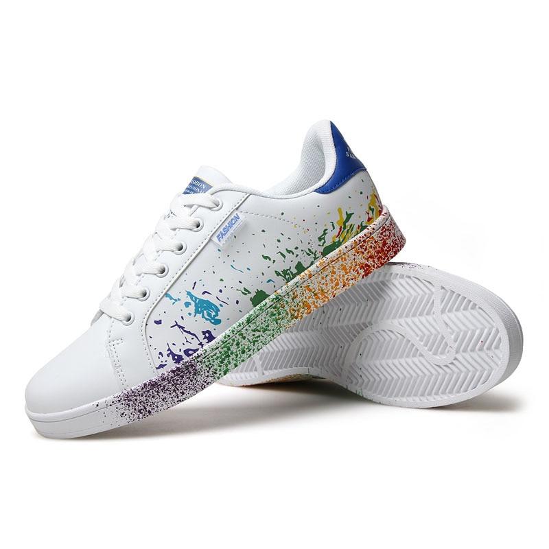 Κορίτσια Μάρκα Λευκά Παπούτσια Μίξη - Γυναικεία παπούτσια - Φωτογραφία 5