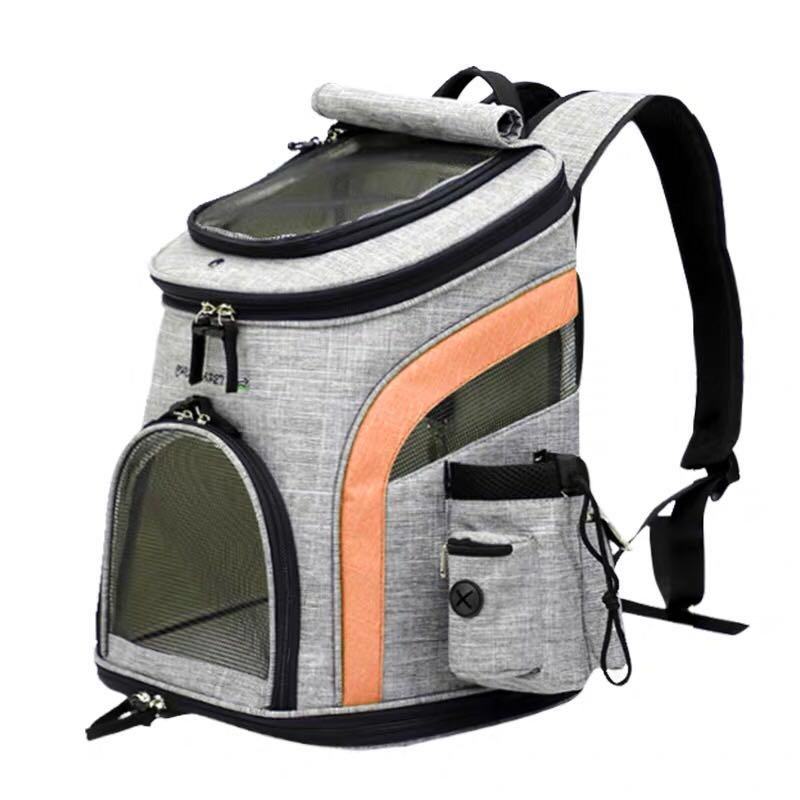 Capacity Large Dog Backpack Carrier 25