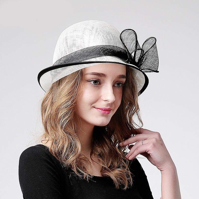 Sedancasesa Hot Summer Hats for Women Linen Sun Visors Cap Hand Made Flower Ladies Hat Travel Beach Caps for Girls Sombreros