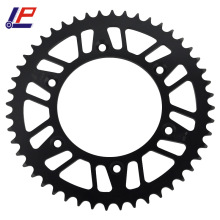 Motorcycle Rear Sprocket 520 47T 48T 49T 50T 51T 52T 53T 60T For Honda CRF150 CR250 CRF250 XR250 CRF450 XR650 XL250 CR125 CR500 520 pitch 122 link heavy duty o ring motorcycle chain for honda cr125 cr250 cr500 crf230 crf250 crf450 xr250 xr400 xr600 xr650
