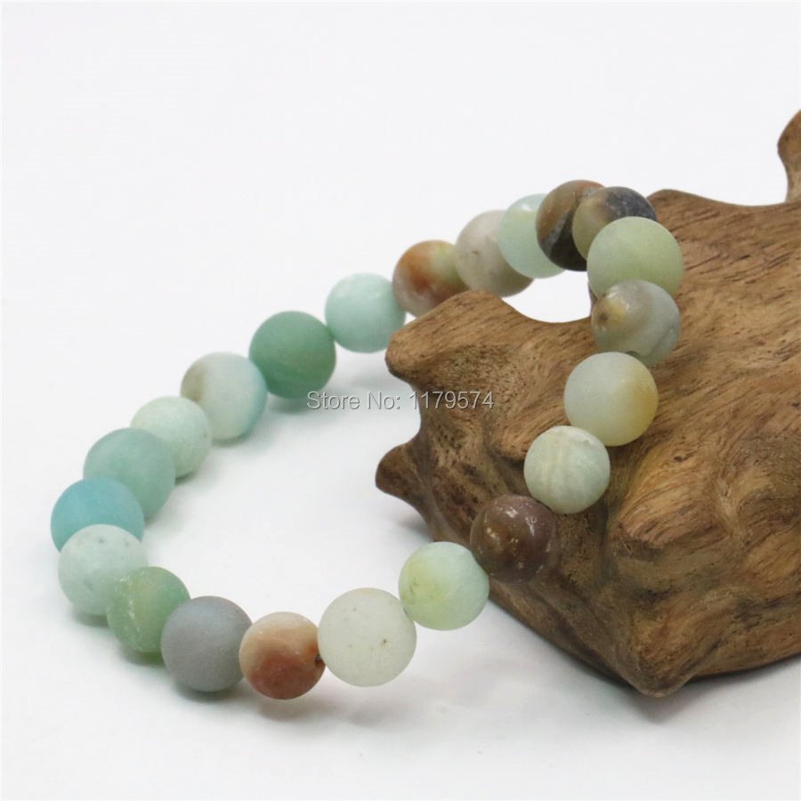 Gifts Made Of Stone : Aliexpress buy mm natural stone amazonite