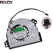 цена на New Laptop Cooling Fan for HP Pavilion DM1-3000 Series P/N 636453-001 AB05505HX08DB00 MF60070V1-C010-S9A CPU Cooler Radiator