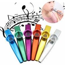 Музыкальные инструменты Зебра Металл легкий портативный для начинающих флейта инструмент любителей музыки деревянный ветер простой дизайн легкий