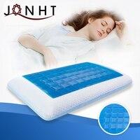 100% Polyurethane Visco Elastic Classic Cooling Memory Foam Gel Pillow