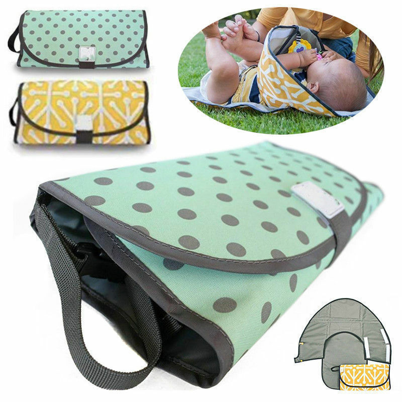 Baby Diaper Clutch Changing Pad - Beyond Baby Talk