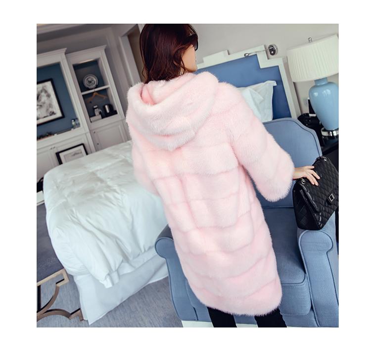 HTB1j0hHX5rEK1JjSZFHq6AveXXaw - Winter Hooded Faux Fur coat JKP0069