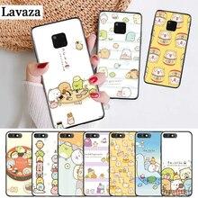 Lavaza sumikko gurashi Rilakkuma cute Silicone Case for Huawei Mate 10 Pro 20 30 Lite Nova 2i 3 3i 4 5i Y5 Y6 Y7 Prime Y9