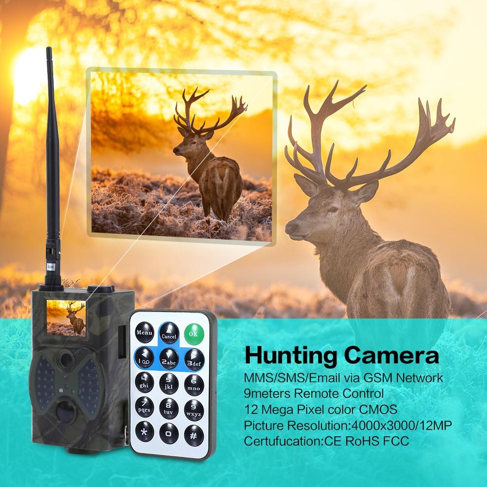 HC800M SunTek digital Hunting Trail Camera Video Scouting Infrared Cam HD GPRS #