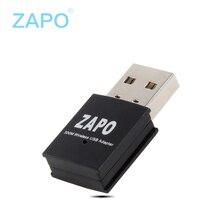 New ZAPO 300Mbps wi-fi community card 802.11n/g/b wifi adapter Mini usb wi-fi receiver wi fi ethernet dongle lan Adaptador