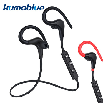 Outdoor Sport Wireless Headsets Waterproof Bluetooth Earphone Hands Free Call Driving Headphones with Mic Stereo Music Earbuds magnetic attraction bluetooth earphone headset waterproof sports 4.2