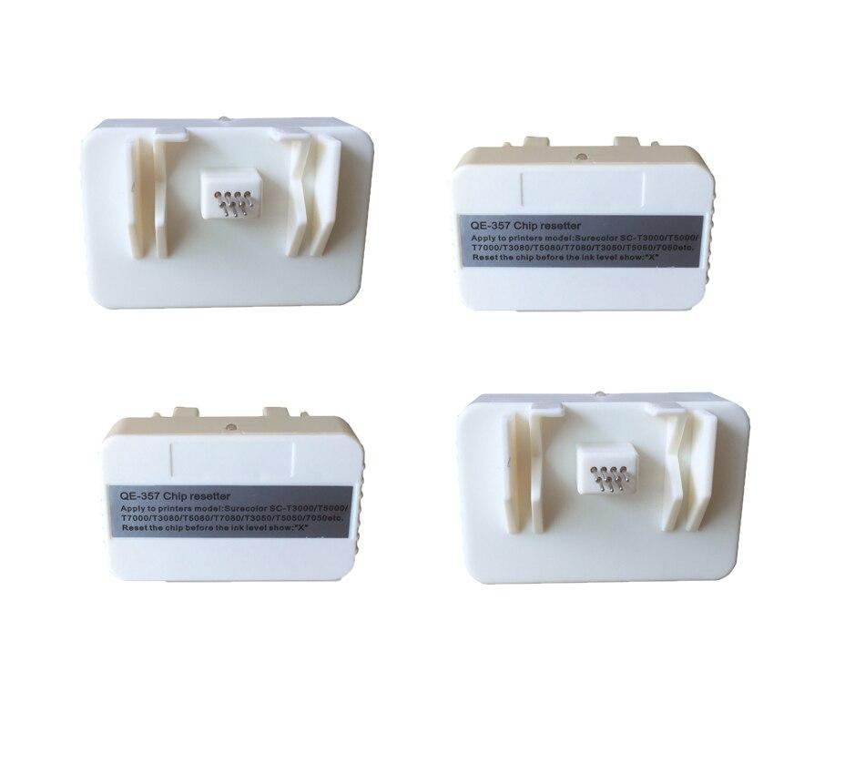 Cartridge Chip Resetter For Epson SureColor T3000 T5000 T7000 T3050 T5050 T7050 T3080 T5080 T7080 T3200 T5200 T7200 Printer reset cartridge chip resetter for epson surecolor t3200 t5200 t7200 t3000 t5000 t7000 t3050 t5050 t7050 t3270 t5270 resetter