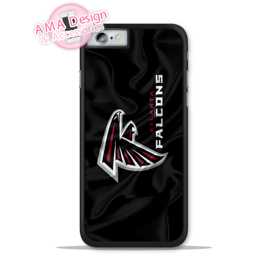 Atlanta Falcons Flag Football Phone Cover Case For Apple iPhone X 8 7 6 6s Plus 5 5s SE 5c 4 4s For iPod Touch