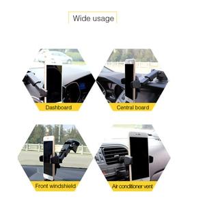 Image 5 - Universal Auto Halterung 360 Einstellbare Grad Telefon Halter Halterung Auto Halterungen Für Auto GPS Recorder DVR Kamera