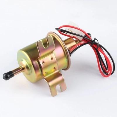 DIY Mini High Quality Low Pressure Universal Diesel Petrol Gasoline Electric Oil Fuel Pump HEP-02A 12V 24V For Car Motorcycle