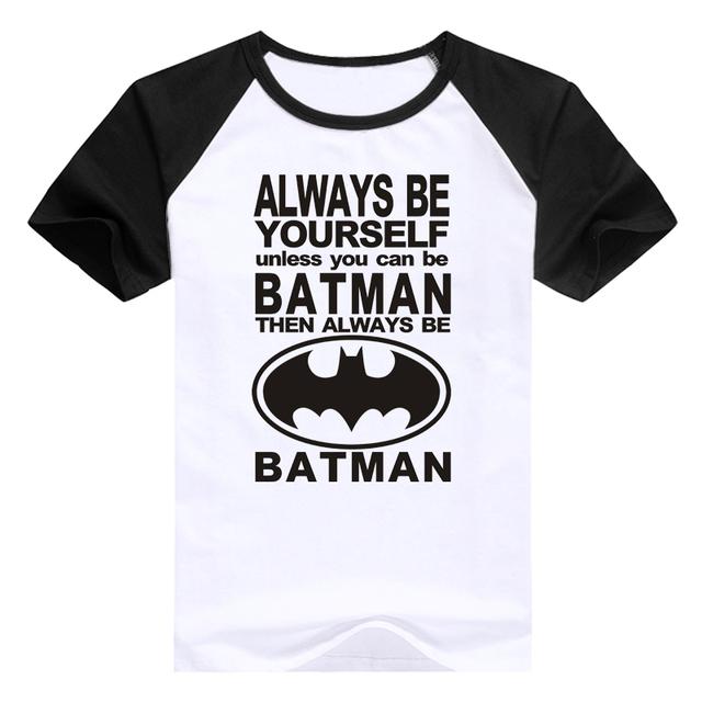 Batman T-Shirt Quote (Men)