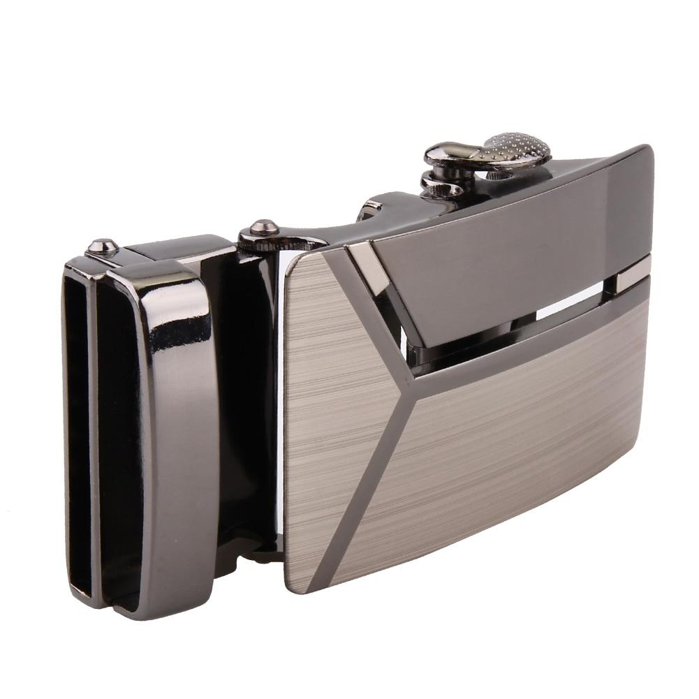 Fashion Luxury Alloy Automatic Belt Buckles for Men's Leather Waist Belt A302