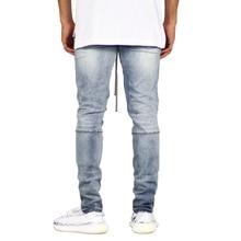 2018 Men Jeans Design Ripped Skinny Jeans For Men H8711