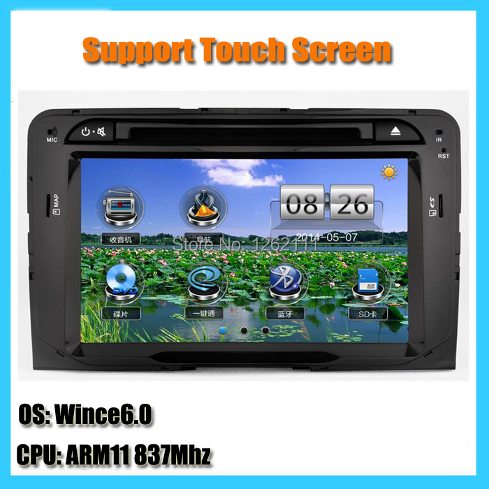 Car DVD Player Great Wall Hover Haval H2 GPS Navigation Autoradio Stereo Touchscreen BT USB Ipod Map - Kanor Electronic Co.,Ltd store