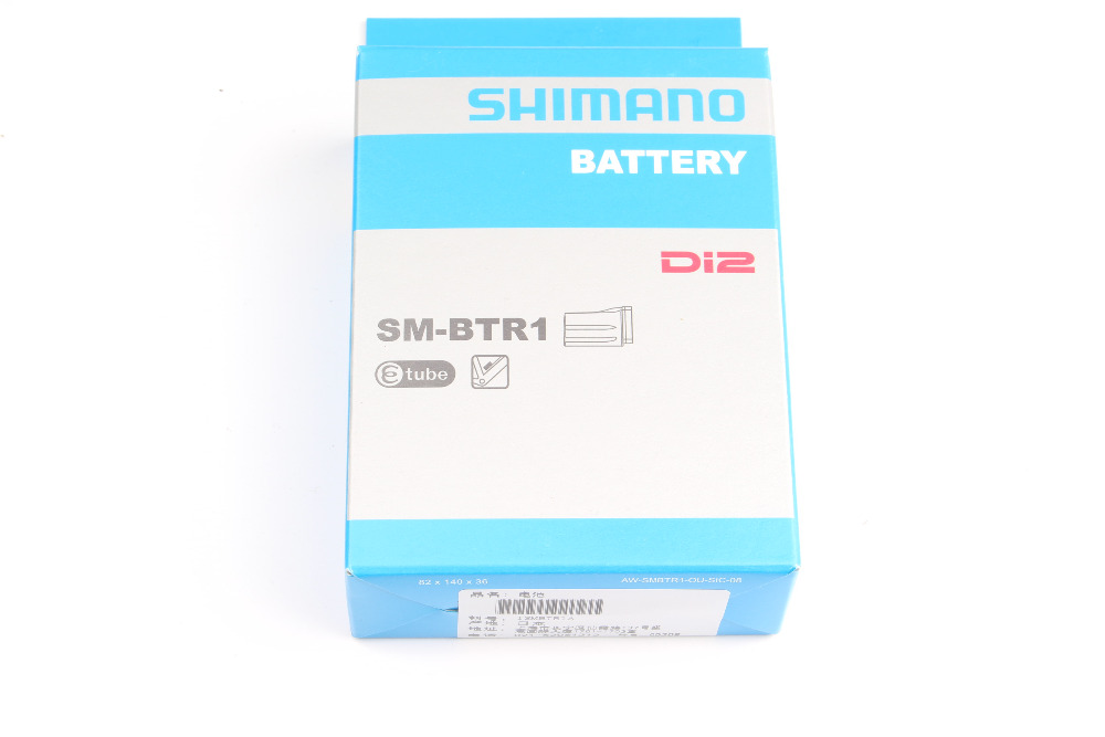 Di2 E-tube SM-BTR1 External Battery Dura-Ace Ultegra Shift - Black for shimano кассета shimano dura ace 11 30 11 ск