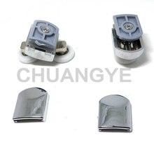 Set of 8 Shower Door Rollers/Runners/Wheels/Pulleys wheel 25mm Diameter Replacement Parts