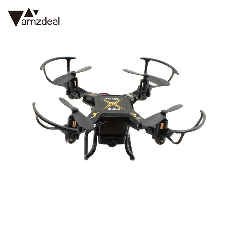 Premium Drone UAV Quadcopter Aircraft 6-Axis Gyro 4 Channel 127W One Key Landing One Key Take Off APP Remote ...