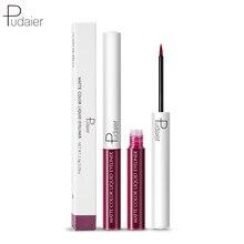 Pencil Liquid-Eyeliner Makeup Matte-Color Outline Pudaier Waterproof Cosmetics Long-Lasting