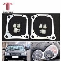 TAOCHIS Car Styling frame adapter module DIY Bracket Holder for Hyundai Sonata Hella 3R G5 HID Bi xenon Projector lens