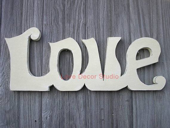 free shipping love block letters sign wedding decoration prop white love sign pvc letterschina