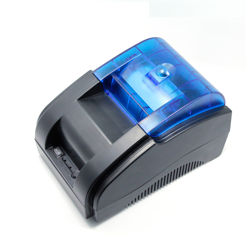 MHT-P58H Cheap and Hot 58mm Android and Desktop Bluetooth High-Speed POS label Thermal Printer mht l58a bluetooth marketing device wireless wired pos thermal printer android tablet with rs232