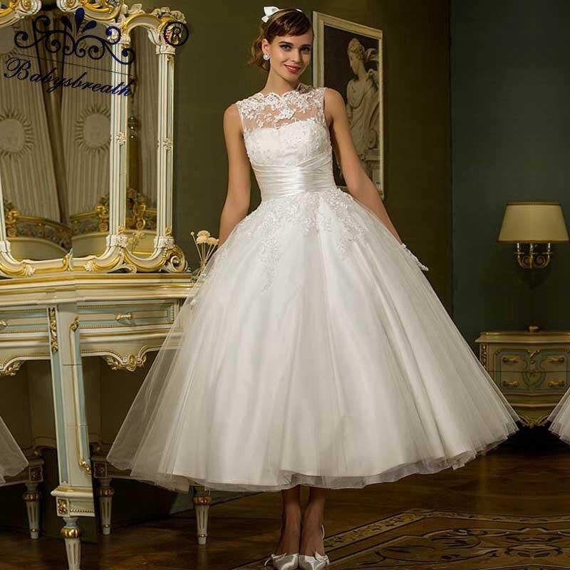 Online get cheap berta alibaba group for Elegant tea length wedding dresses