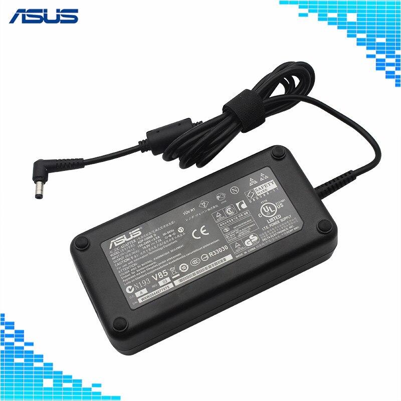 150W 19.5V 7.7A 5.5*2.5mm Ordinateur Portable AC Chargeur Adaptateur secteur Pour ASUS G72G G73Y G53S G53SW G53SX FX504GM-AB71-CA GL703GE-DB71-CA