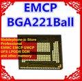 KMR4Z0001M-B802 BGA221Ball EMCP 32 + 16 32GB мобильный телефон памяти Новый оригинальный и второй рукой спаянные шары протестированы ОК