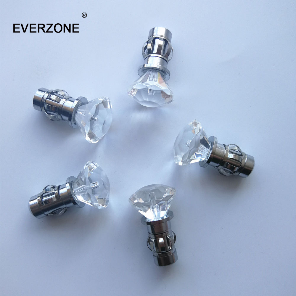 Fiber Optic End Emitting Light Cable Crystal End Fittings For Fiber Optic Ceiling Starry Sky Lighting Indoor Decoration