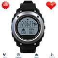 Anti Sunshine Smart Watch GPS Tracker Run/Cycle/Climb Speed Sportwatch GPS Heart Rate Monitor PK For android/Huami/F69 Not