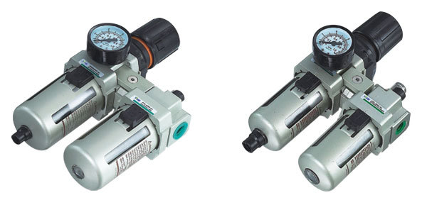 SMC Type pneumatic regulator filter with lubricator AC4010-03D yedoo mau белый
