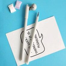 Erasable Pen Blue / Black Magic Pen Office Supplies Student Exam Spare School Supplies Vanishing Pen Student-only Erasable Pen цена