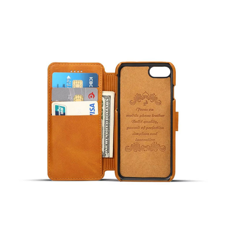 Leather Flip Case For iphone 7 (25)