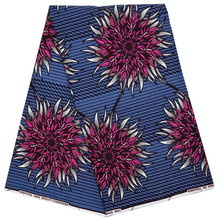 2019 new Dutch Wax Ankara wax Prints Fabric African wax wrapper printed pattern 100% cotton material 2019 java wax print fabrics dutch wax ankara veritable african wax prints fabrics 100% cotton
