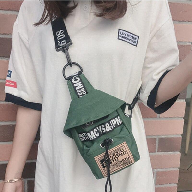 Fashion Female Portable Mobile Phone Shoulder Messenger Bag