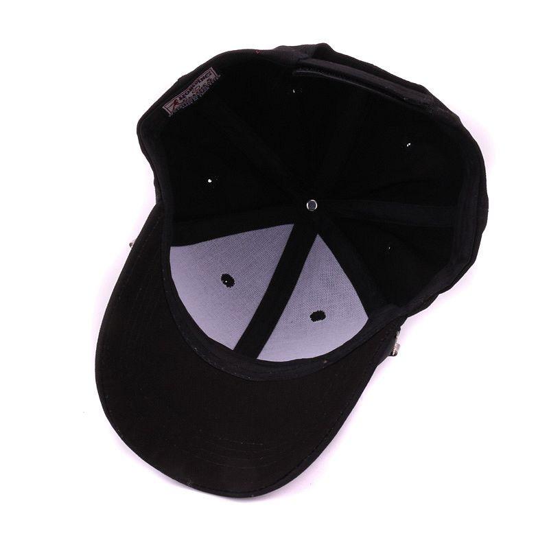ski doo baseball caps fancy cotton panels goggles cap polite glasses sports decoration novelty brand hats