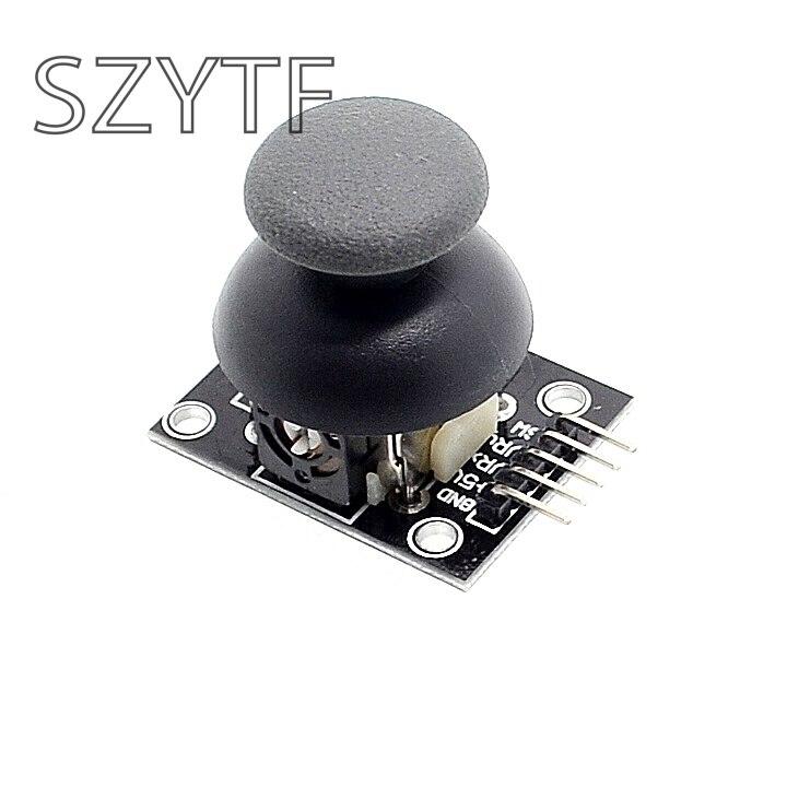 dual-axis-xy-joystick-module-ps2-joystick-control-lever-sensor-for-font-b-arduino-b-font-ky-023