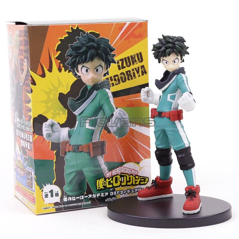 Meu herói academia midoriya izuku bakugou katsuki dx figura de ação brinquedo coleção modelo brinquedos figurais presente